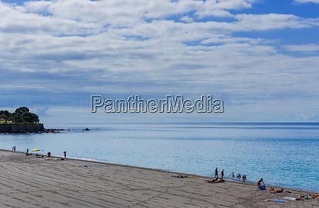 beach sand in agua de pau